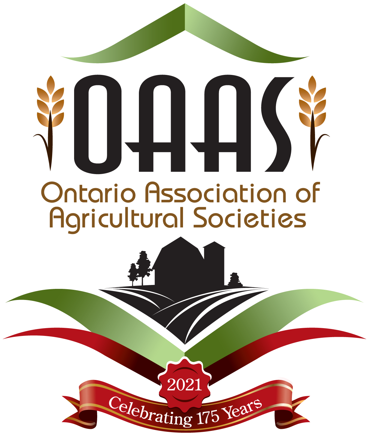 OAAS Logo 175th F
